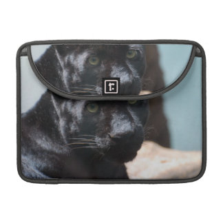 Pensive Black Panther Sleeve For MacBook Pro