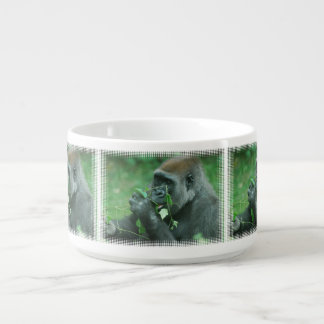 Pensive Gorilla Bowl