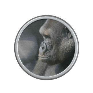 Pensive Gorilla Bluetooth Speaker