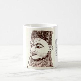 Pensive Classic White Coffee Mug