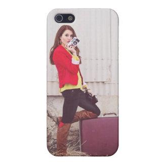 Pensive Photographer iPhone SE/5/5s Case