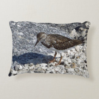Pensive Piper Accent Pillow