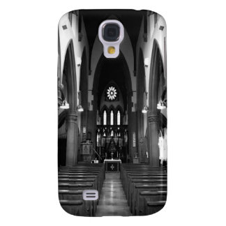 pensnett de la iglesia de St Mark del pasillo Funda Para Galaxy S4