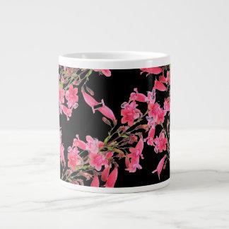 Penstemon Flowers Large Coffee Mug
