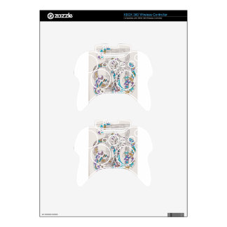 Penta-puss out of the box xbox 360 controller skins