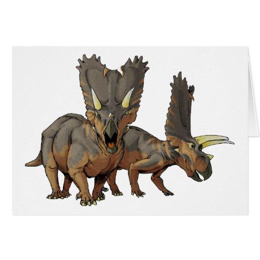 Pentaceratops Felicitación