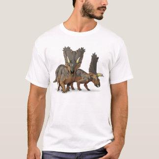 Pentaceratops - Late Cretaceous Dinosaur T-Shirt