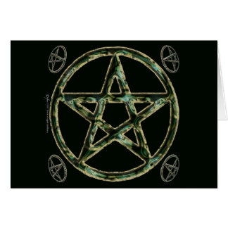 Pentacle Card