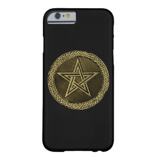 Pentacle Celtic Circle - gold/copilot by version Barely There iPhone 6 Case