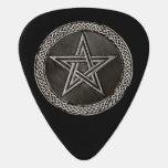 Pentacle Celtic Circle Guitar Pick