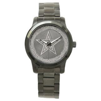 Pentacle Celtic Circle Watch