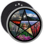 Pentacle Collagebutton Buttons