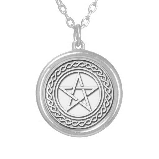 Pentacle Design Jewelry