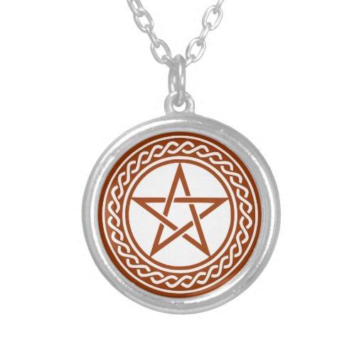 Pentacle Design Custom Jewelry