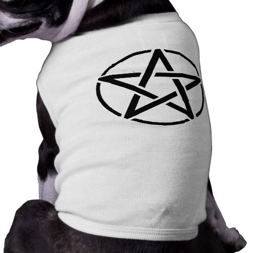 Pentacle Doggie T Shirt