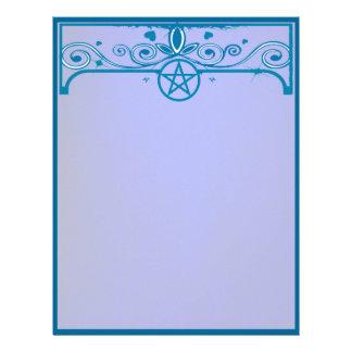 Pentacle Enchanted Letterhead