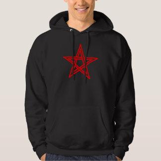 pentacle-hexagram vestment w/tau pullover
