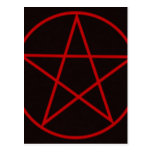 Pentacle Line. Post Cards