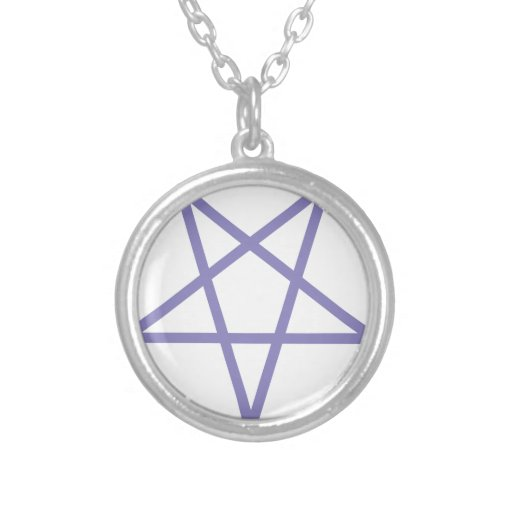 Pentacle Personalised Necklace