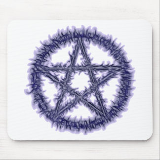 Pentacle of Water Mouse Pad