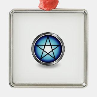 Pentacle Christmas Ornaments