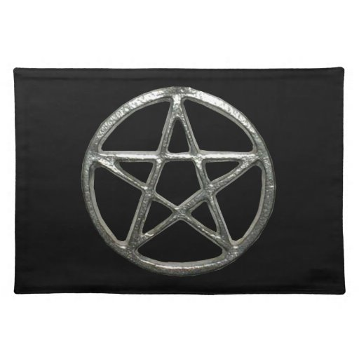 Pentacle Placemat