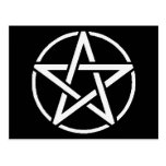 Pentacle Post Cards