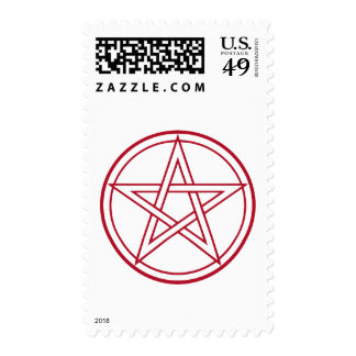 Pentacle Stamps