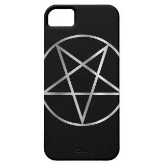 Pentacle- Religious symbol of satanism iPhone 5 Case
