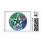 pentacle-seasons stamps