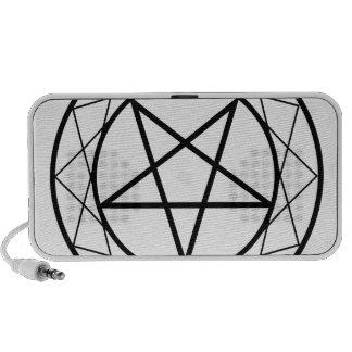 Pentacle Portable Speakers