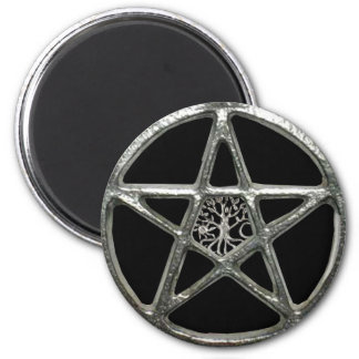 Pentacle Tree Of Life Magnet