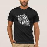 Pentacle Unicorn (white) Shirts