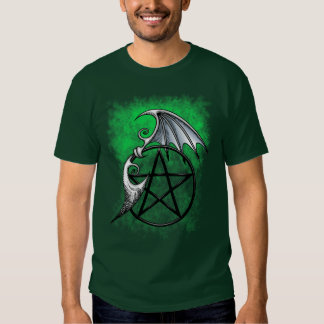 pentacle wings t shirts