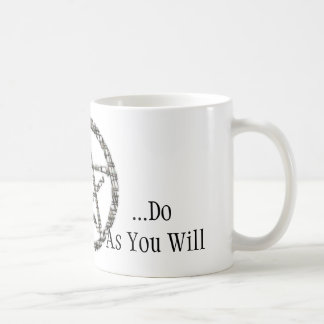 Pentacles Coffee Mug