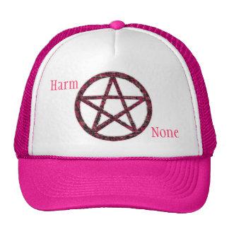 Pentacles: Pink Trucker Hat