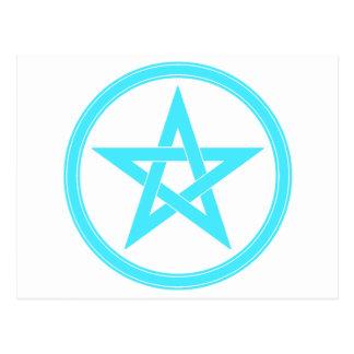 Pentáculo del trullo - Pentagram Postales