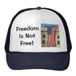 Pentagon 9/11 Flag Trucker Hat