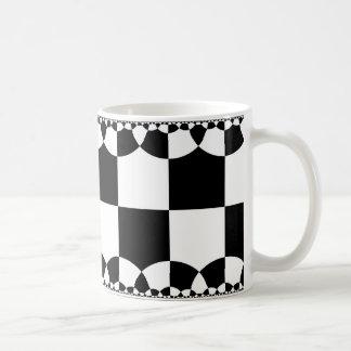 Pentagon Chess Coffee Mug