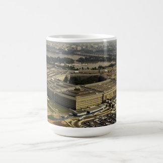 Pentagon Coffee Mug