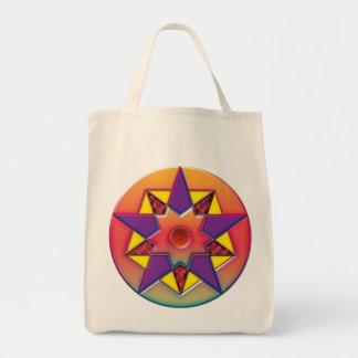 Pentagon Crop Circle Bags