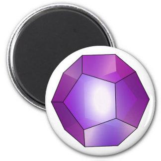 Pentagon Dodekaeder Dodecahedron Magnet
