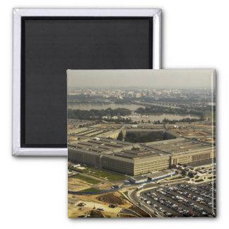 Pentagon 2 Inch Square Magnet