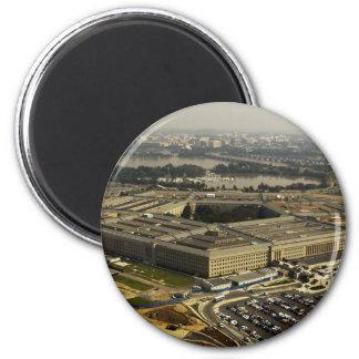 Pentagon 2 Inch Round Magnet