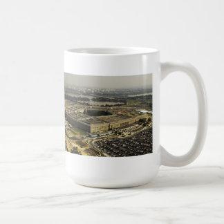 Pentagon Mugs