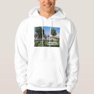Pentagon Site 9-11 Memorial Hoodie