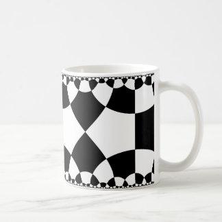 Pentagons square off! coffee mug
