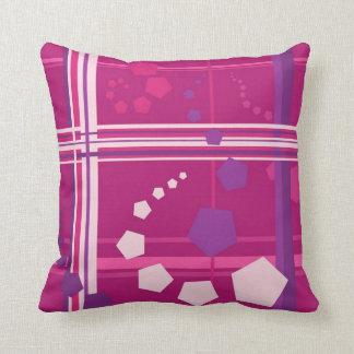 Pentagons Taste Like Grape Soda Throw Pillow