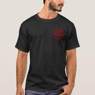 Pentagram 2-sided T-Shirt