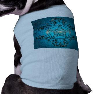 Pentagram, a mystic and magical symbol. tee